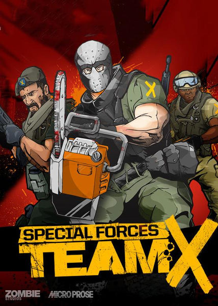 Special Forces: Team X - Oynasana