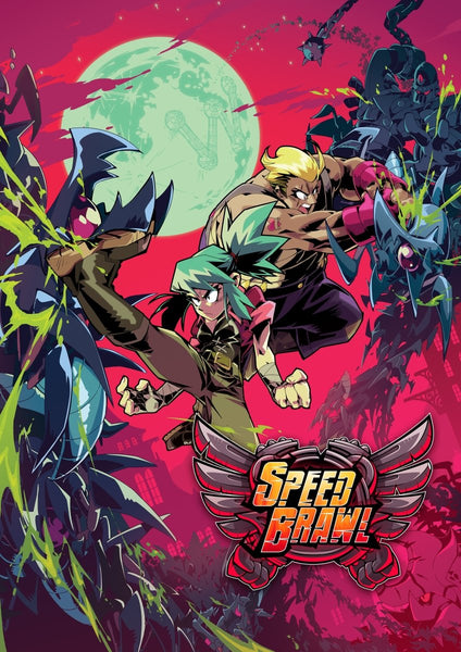 Speed Brawl - Oynasana