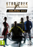 Star Trek: Bridge Crew + The Next Generation DLC Bundle - Oynasana