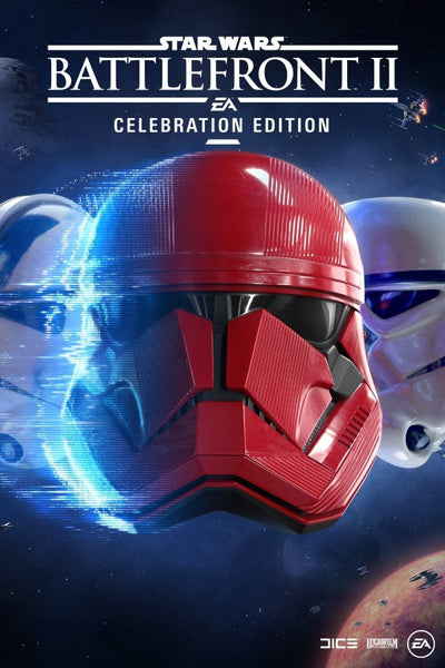STAR WARS BATTLEFRONT II: CELEBRATION EDITION - Oynasana