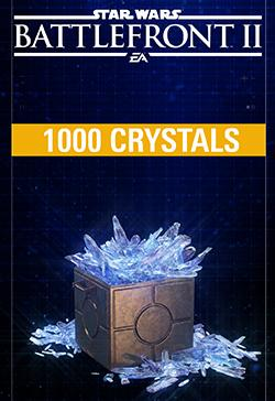 Star Wars Battlefront II - Crystals Pack 1000 - Oynasana