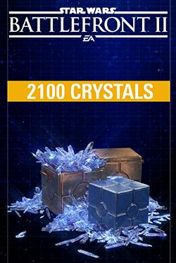 Star Wars Battlefront II - Crystals Pack 2100 - Oynasana