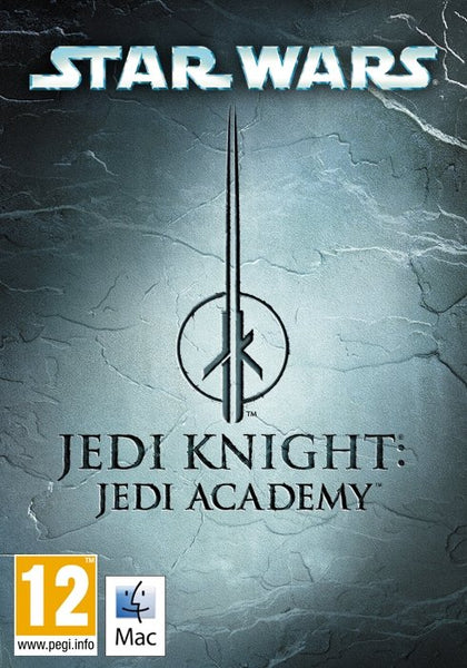 Star Wars: Jedi Knight: Jedi Academy (Mac) - Oynasana