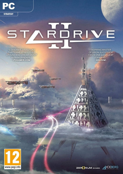 StarDrive 2 Digital Deluxe Edition - Oynasana
