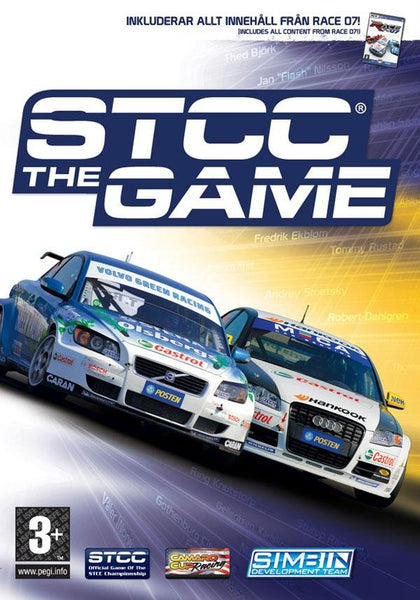 STCC The Game - Oynasana