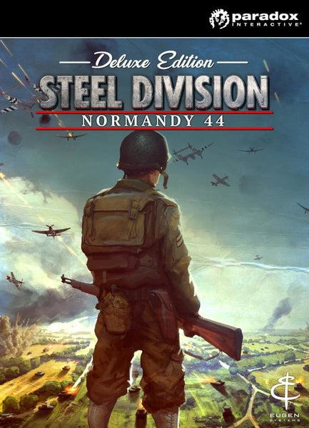 Steel Division: Normandy 44 - Deluxe Edition - Oynasana