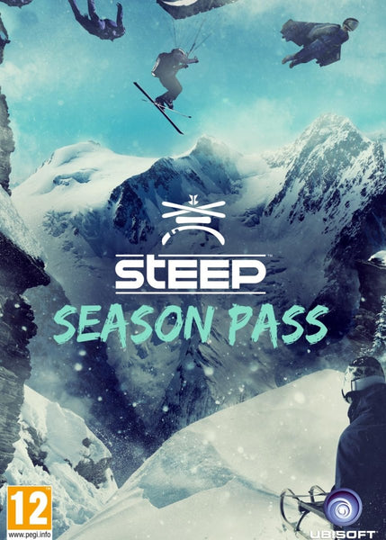 Steep - Season Pass - Oynasana