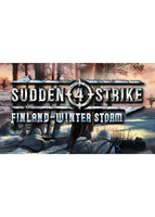 Sudden Strike 4: Finland - Winter Storm - Oynasana
