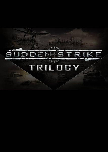 Sudden Strike Trilogy - Oynasana