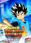 Super Dragon Ball Heroes World Mission - Oynasana