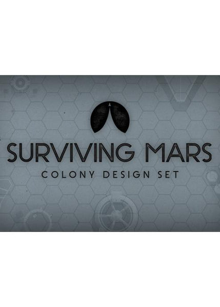 Surviving Mars: Colony Design Set - Oynasana