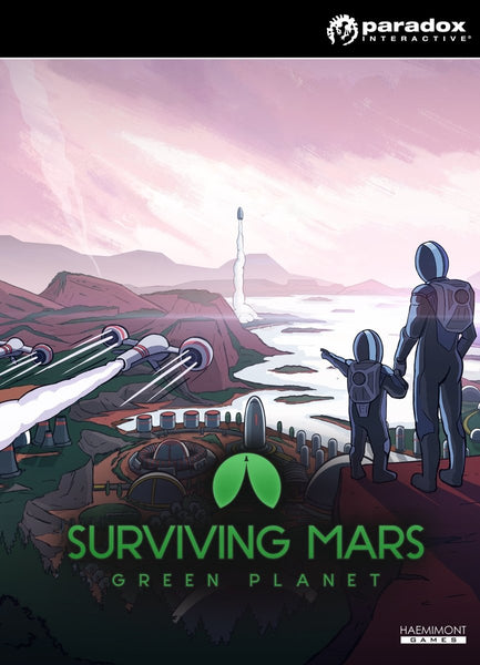 Surviving Mars: Green Planet - Oynasana