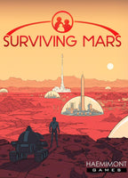 Surviving Mars - Oynasana