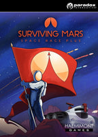 Surviving Mars: Space Race Plus - Oynasana