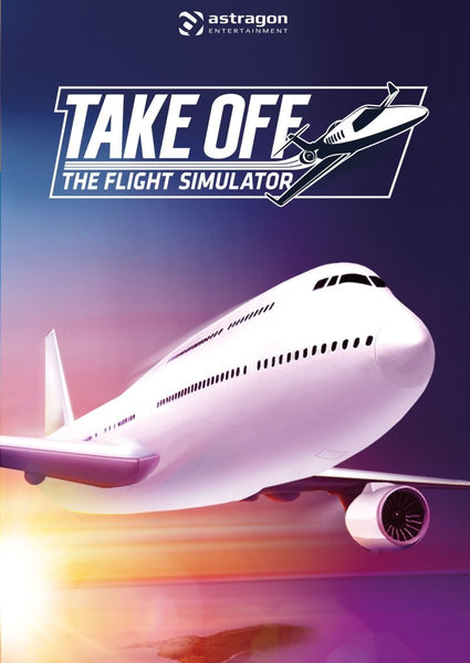 Take Off - The Flight Simulator - Oynasana