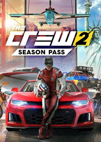 The Crew 2 – Season Pass - Oynasana