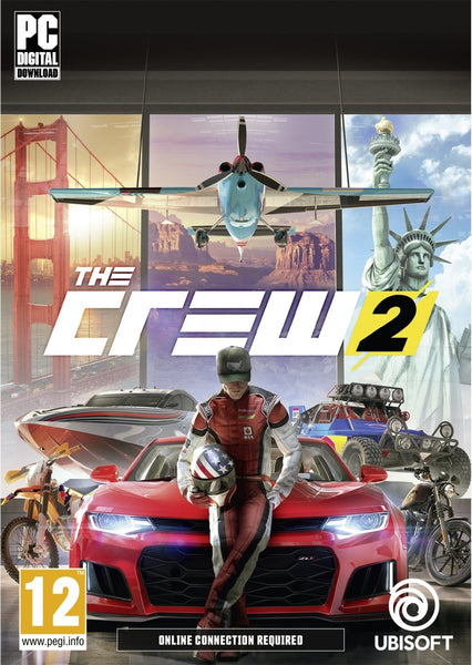 The Crew 2 – Standard Edition - Oynasana