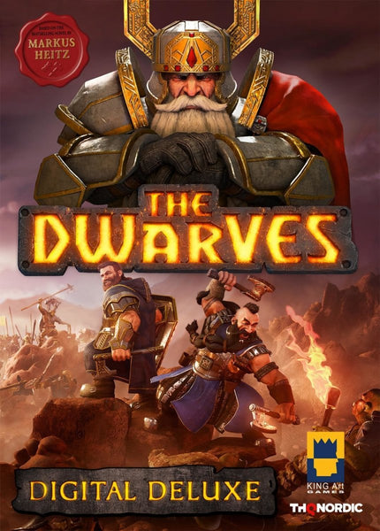 The Dwarves - Deluxe Edition - Oynasana