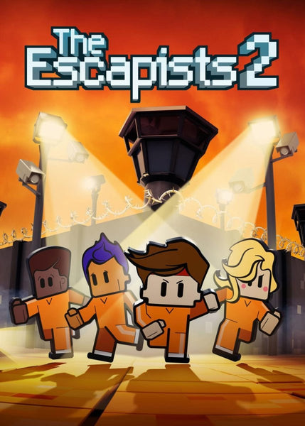 The Escapists 2 - Glorious Regime Prison - Oynasana