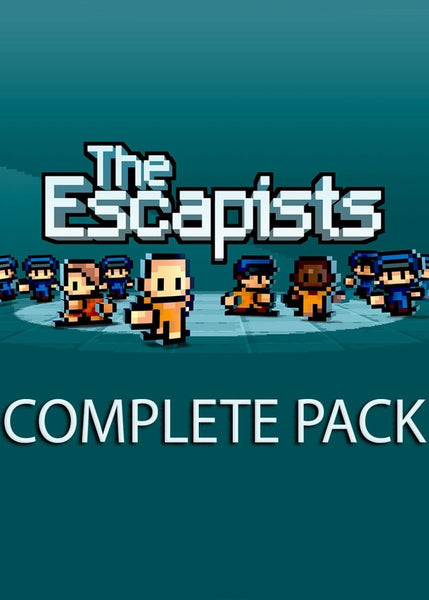 The Escapists: Complete Pack - Oynasana