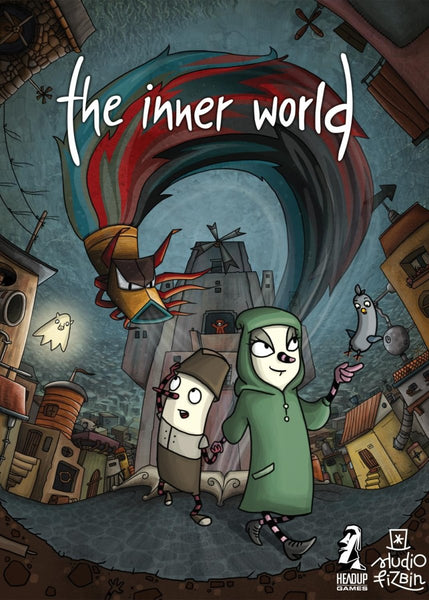 The Inner World - Oynasana