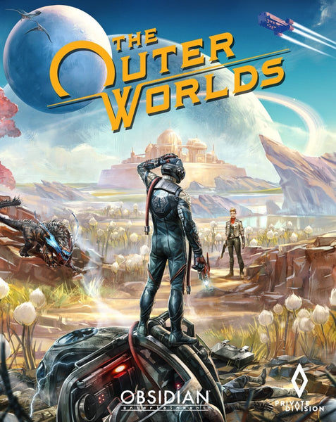 The Outer Worlds - Oynasana