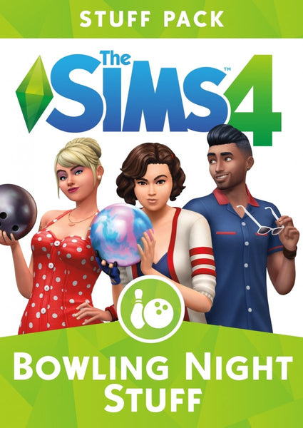 The Sims 4 Bowling Night Stuff - Oynasana