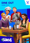 THE SIMS 4 DINE OUT - Oynasana