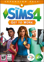 The Sims 4 Get To Work - Oynasana