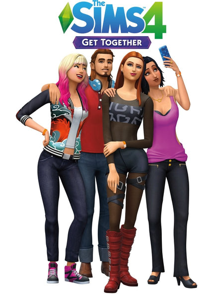 The Sims 4 Get Together - Oynasana