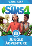 The Sims 4 Jungle Adventure - Oynasana
