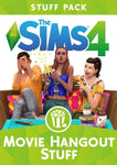 The Sims 4 Movie Hangout Stuff - Oynasana