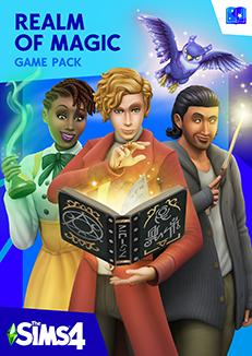 The Sims 4 Realm of Magic - Oynasana