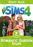 The Sims 4 Romantic Garden Stuff - Oynasana
