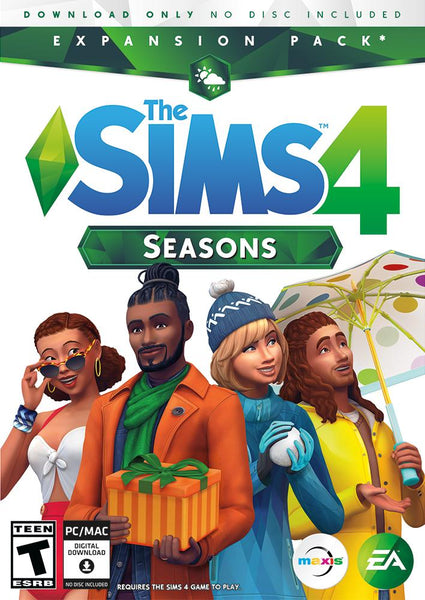 The Sims 4 Seasons - Oynasana