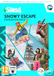 The Sims 4 Snowy Escape Expansion Pack - Oynasana