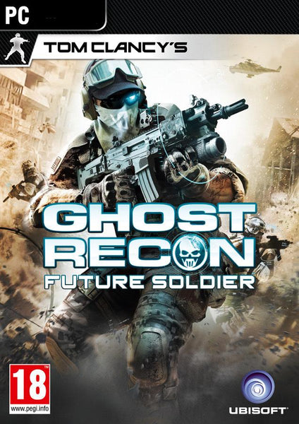 Tom Clancy's Ghost Recon Future Soldier - Oynasana