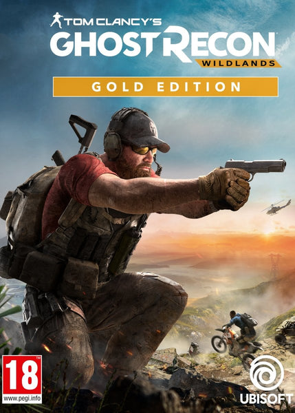 Tom Clancy's Ghost Recon Wildlands Year 2 Gold Edition - Oynasana