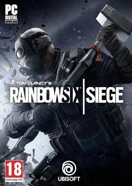 Tom Clancy's Rainbow Six Siege - Standard Edition Year 5 - Oynasana