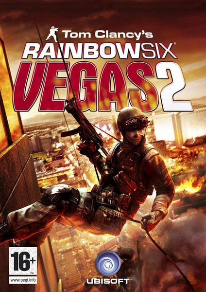 Tom Clancy's Rainbow Six Vegas 2 - Oynasana