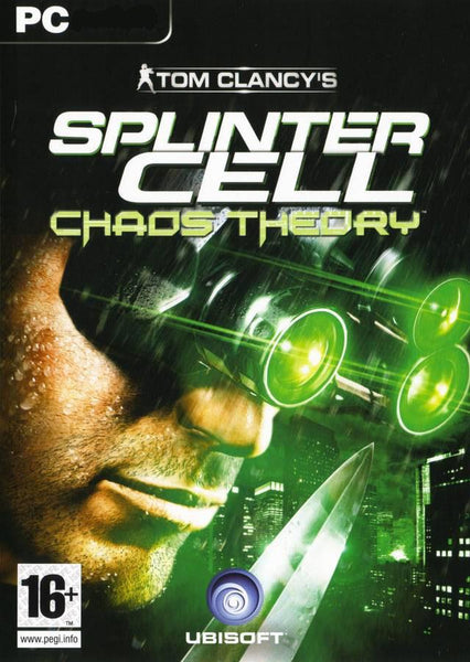 Tom Clancy's Splinter Cell Chaos Theory - Oynasana