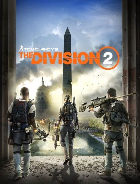 Tom Clancy's The Division 2 - Oynasana