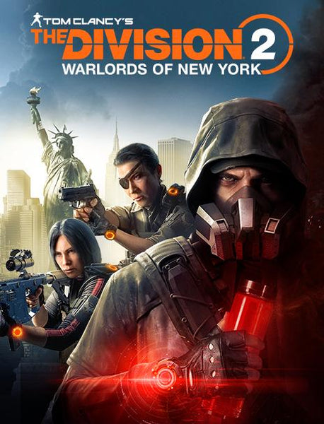 Tom Clancy's The Division 2 - Warlords of New York Edition - Oynasana