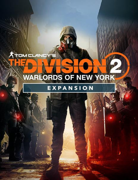 Tom Clancy's The Division 2 - Warlords of New York Expansion - Oynasana