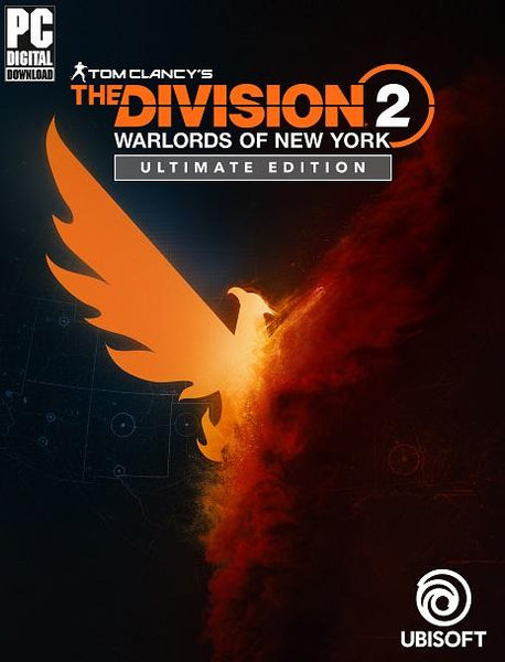Tom Clancy's The Division 2 - Warlords of New York - Ultimate Edition - Oynasana