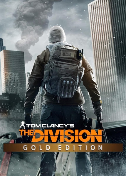 Tom Clancy's The Division Gold Edition - Oynasana