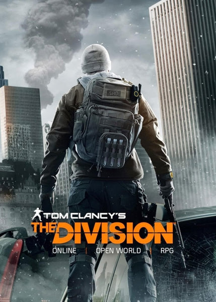 Tom Clancy's The Division - Oynasana