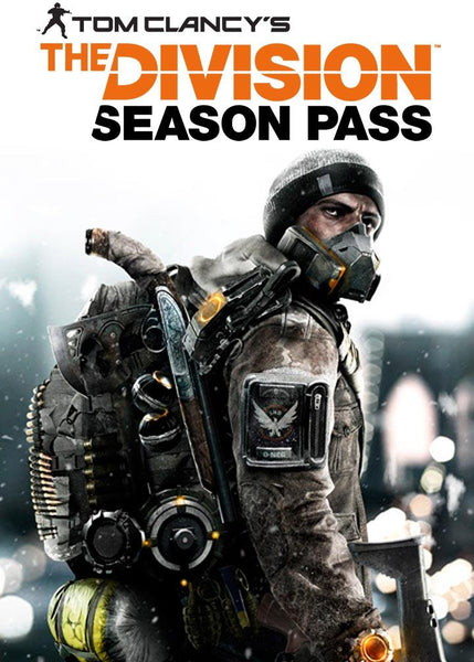 Tom Clancy's The Division Season Pass - Oynasana