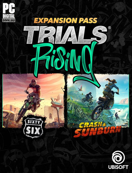 Trials Rising Expansion Pass - Oynasana