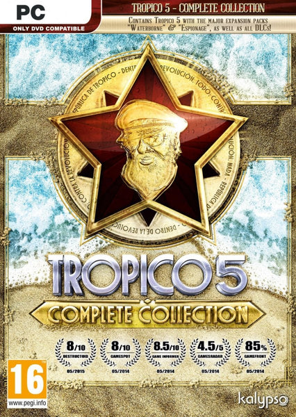Tropico 5 – Complete Collection - Oynasana